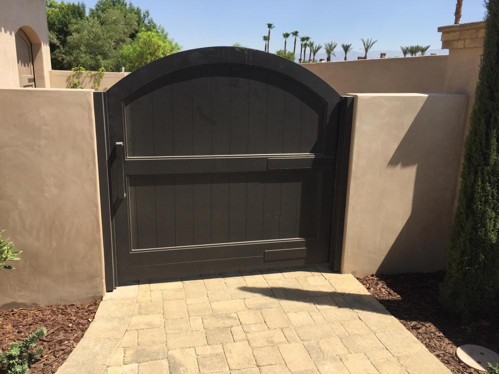 Wrought Iron Gates, Custom Wrought Iron Driveway Gates